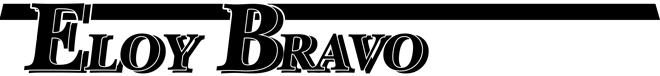ELOY BRAVO EXCAVACIONES Y MUROS